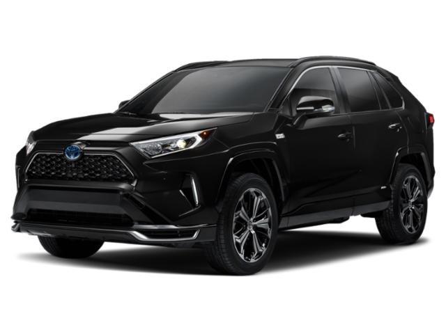 2021 Toyota RAV4 Prime SE SE Gas/Electric I-4 2.5 L/152 [1]