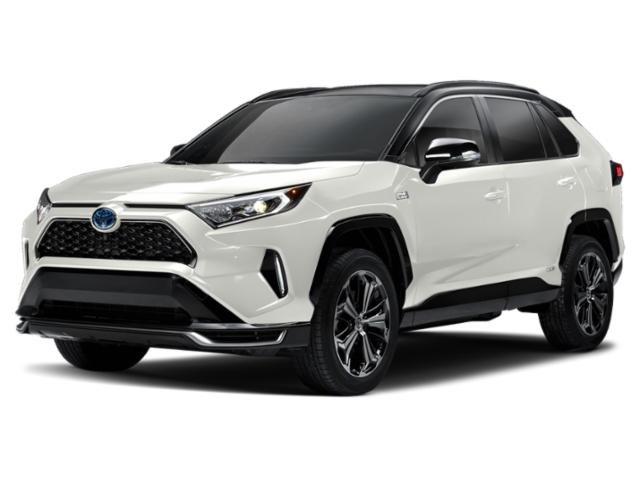 2021 Toyota RAV4 Prime XSE XSE Gas/Electric I-4 2.5 L/152 [13]