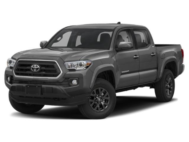 2021 Toyota Tacoma 2WD SR5 SR5 Double Cab 6' Bed V6 AT Regular Unleaded V-6 3.5 L/211 [1]