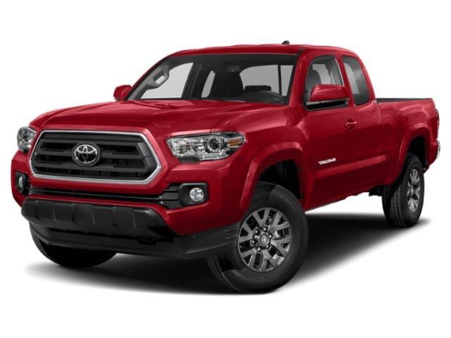 2021 Toyota Tacoma 2WD SR SR Access Cab 6′ Bed I4 AT Regular Unleaded I-4 2.7 L/164 [10]
