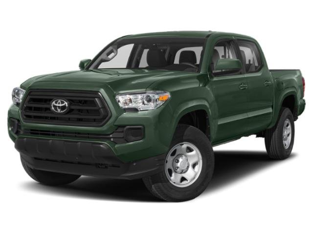 2021 Toyota Tacoma TRD Sport TRD Sport Double Cab 5′ Bed V6 AT Regular Unleaded V-6 3.5 L/211 [7]