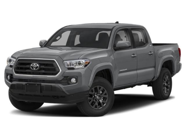 2021 Toyota Tacoma SR5 SR5 Double Cab 5′ Bed I4 AT Regular Unleaded I-4 2.7 L/164 [2]