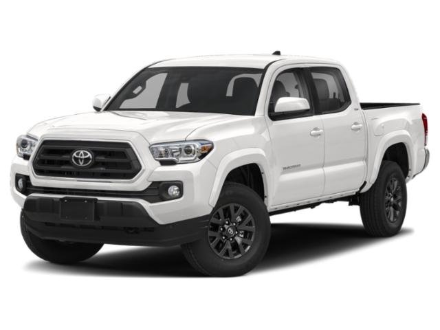 2021 Toyota Tacoma SR5 SR5 Double Cab 5′ Bed I4 AT Regular Unleaded I-4 2.7 L/164 [8]