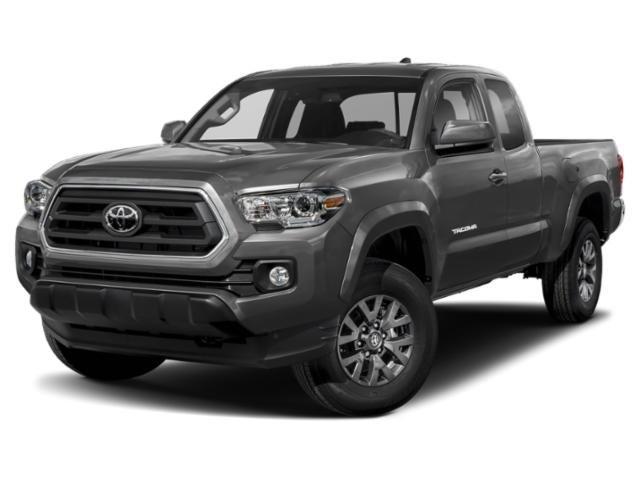 2021 Toyota Tacoma 4WD TRD Sport TRD Sport Access Cab 6' Bed V6 AT Regular Unleaded V-6 3.5 L/211 [1]