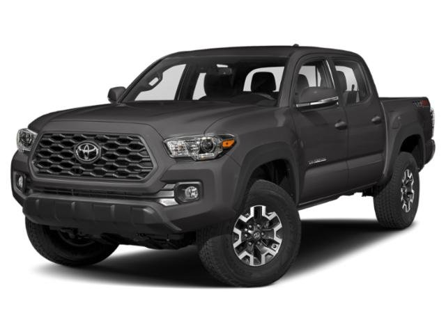 2021 Toyota Tacoma 4WD TRD Off Road TRD Off Road Double Cab 5' Bed V6 AT Regular Unleaded V-6 3.5 L/211 [1]