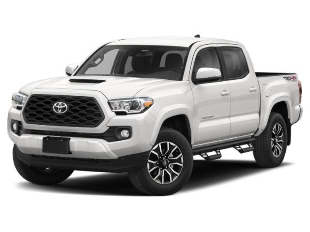 2021 Toyota Tacoma 2WD TRD Sport TRD Sport Double Cab 5' Bed V6 AT Regular Unleaded V-6 3.5 L/211 [3]