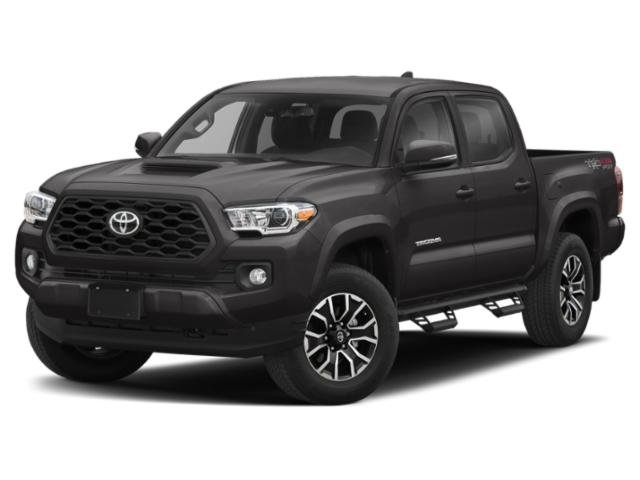 2021 Toyota Tacoma 2WD TRD Sport TRD Sport Double Cab 5' Bed V6 AT Regular Unleaded V-6 3.5 L/211 [4]