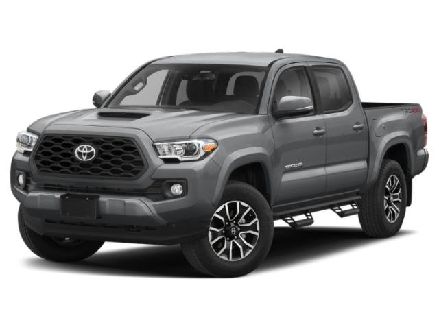 2021 Toyota Tacoma 4WD TRD Sport TRD Sport Double Cab 5' Bed V6 AT Regular Unleaded V-6 3.5 L/211 [0]