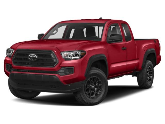 2021 Toyota Tacoma 2WD SR5 SR5 Double Cab 5' Bed I4 AT Regular Unleaded I-4 2.7 L/164 [10]