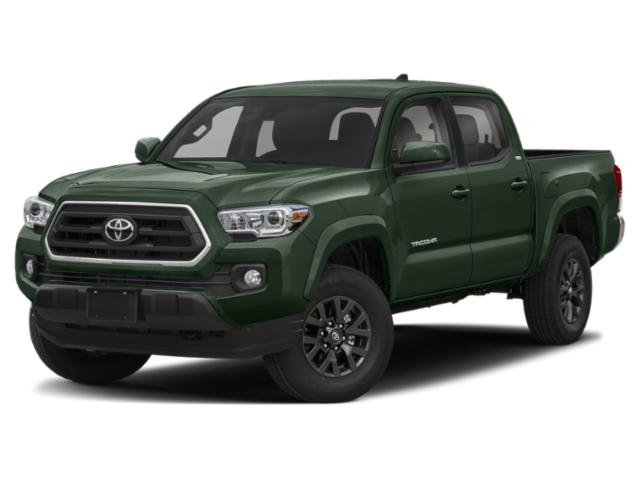 2021 Toyota Tacoma SR5 SR5 Double Cab 5' Bed V6 AT Regular Unleaded V-6 3.5 L/211 [16]
