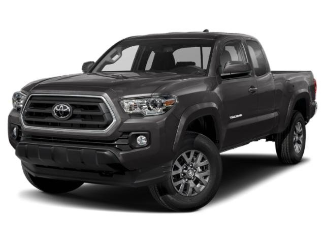 2021 Toyota Tacoma SR5 SR5 Access Cab 6′ Bed I4 AT Regular Unleaded I-4 2.7 L/164 [2]