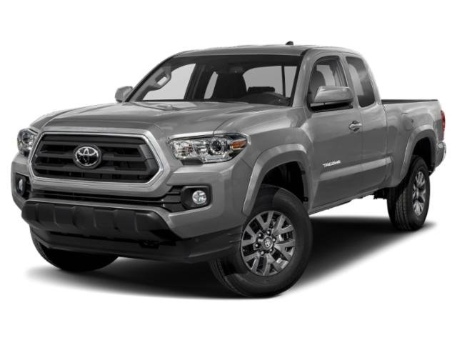 2021 Toyota Tacoma SR5 SR5 Access Cab 6′ Bed I4 AT Regular Unleaded I-4 2.7 L/164 [8]