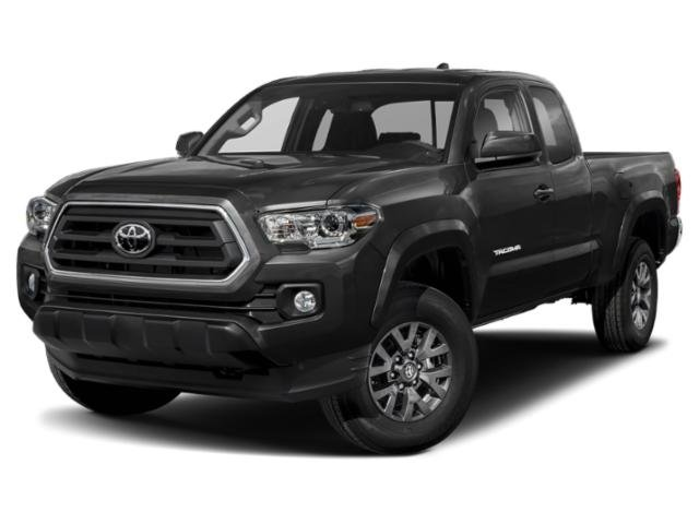 2021 Toyota Tacoma SR5 SR5 Access Cab 6′ Bed I4 AT Regular Unleaded I-4 2.7 L/164 [1]
