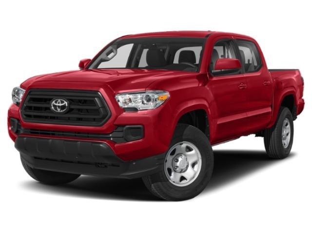 2021 Toyota Tacoma 2WD SR SR Double Cab 5' Bed I4 AT Regular Unleaded I-4 2.7 L/164 [1]