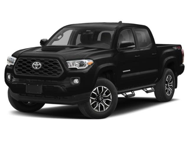 2021 Toyota Tacoma TRD Sport TRD Sport Double Cab 6′ Bed V6 AT Regular Unleaded V-6 3.5 L/211 [2]