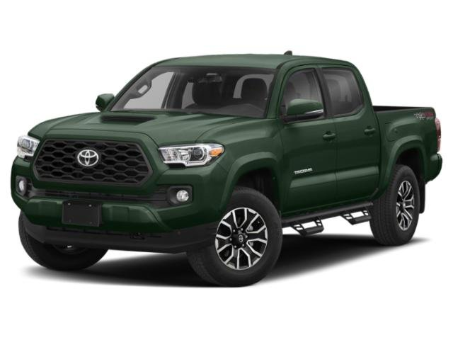 2021 Toyota Tacoma 2WD TRD Sport TRD Sport Double Cab 5' Bed V6 AT Regular Unleaded V-6 3.5 L/211 [0]