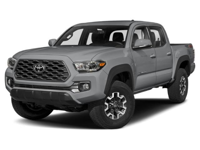 2021 Toyota Tacoma 2WD TRD Off Road TRD Off Road Double Cab 5' Bed V6 AT Regular Unleaded V-6 3.5 L/211 [1]