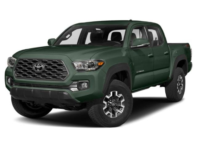 2021 Toyota Tacoma 2WD TRD Off Road TRD Off Road Double Cab 5' Bed V6 AT Regular Unleaded V-6 3.5 L/211 [5]