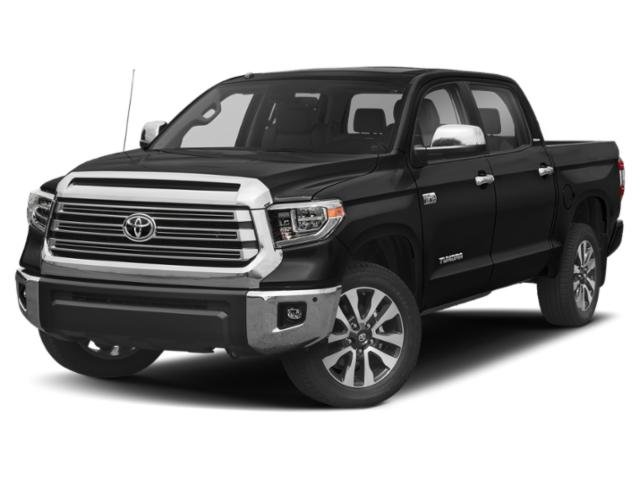 2021 Toyota Tundra 4WD Limited Limited CrewMax 5.5' Bed 5.7L Regular Unleaded V-8 5.7 L/346 [42]