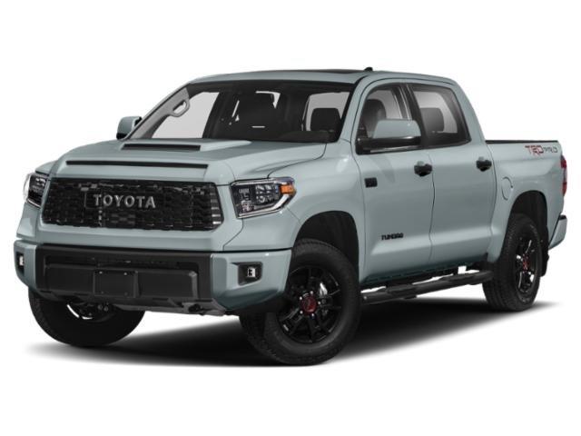 2021 Toyota Tundra 4WD TRD Pro TRD Pro CrewMax 5.5' Bed 5.7L Regular Unleaded V-8 5.7 L/346 [5]