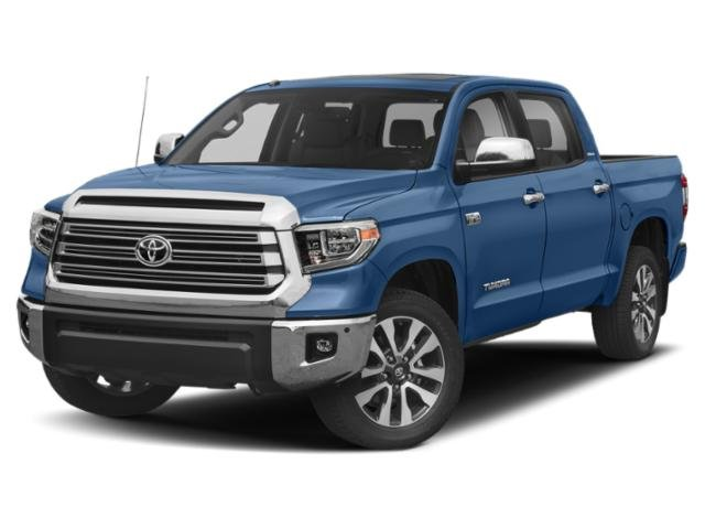 2021 Toyota Tundra Limited Limited CrewMax 5.5' Bed 5.7L Regular Unleaded V-8 5.7 L/346 [0]