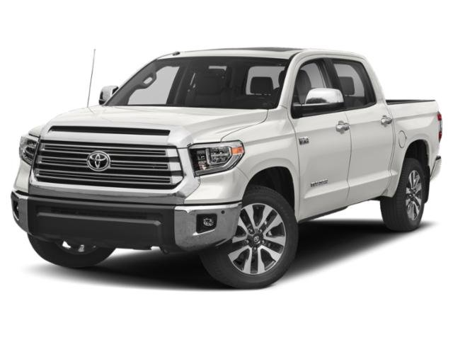 2021 Toyota Tundra Limited Limited CrewMax 5.5' Bed 5.7L Regular Unleaded V-8 5.7 L/346 [1]