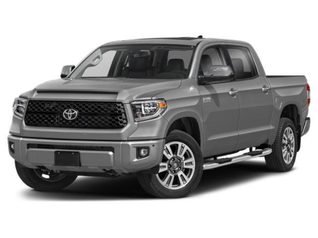 2021 Toyota Tundra Platinum Platinum CrewMax 5.5' Bed 5.7L Regular Unleaded V-8 5.7 L/346 [2]