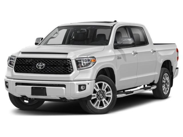 2021 Toyota Tundra Platinum Platinum CrewMax 5.5' Bed 5.7L Regular Unleaded V-8 5.7 L/346 [8]