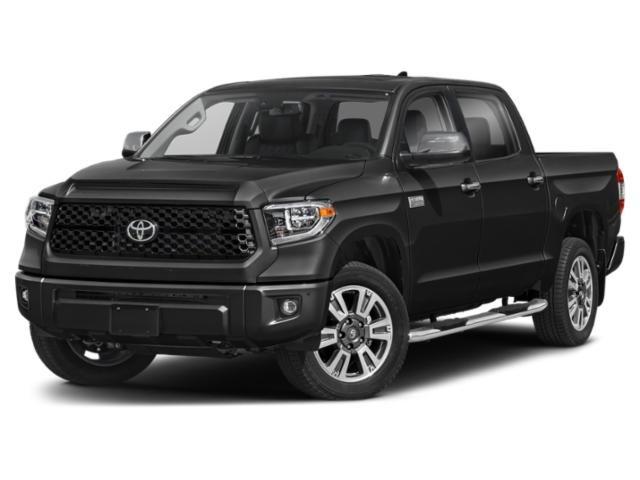 2021 Toyota Tundra Platinum Platinum CrewMax 5.5' Bed 5.7L Regular Unleaded V-8 5.7 L/346 [9]