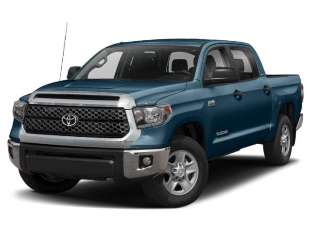 2021 Toyota Tundra 4WD SR5 SR5 CrewMax 5.5' Bed 5.7L Regular Unleaded V-8 5.7 L/346 [0]