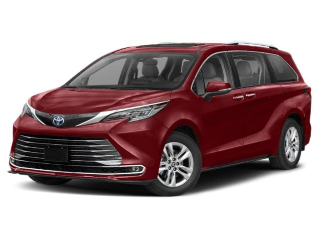 2021 Toyota Sienna Limited Limited FWD 7-Passenger Gas/Electric I-4 2.5 L/152 [3]