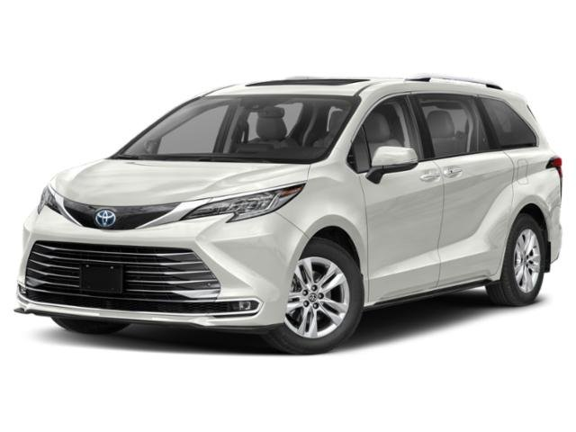 2021 Toyota Sienna Limited Limited FWD 7-Passenger Gas/Electric I-4 2.5 L/152 [12]