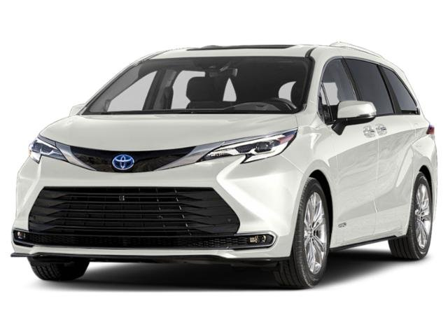 2021 Toyota Sienna XLE XLE FWD 8-Passenger Gas/Electric I-4 2.5 L/152 [6]