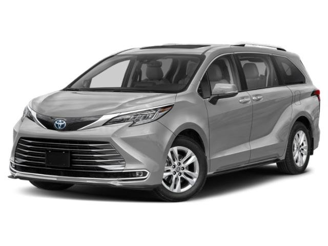 2021 Toyota Sienna LE LE FWD 8-Passenger Gas/Electric I-4 2.5 L/152 [0]