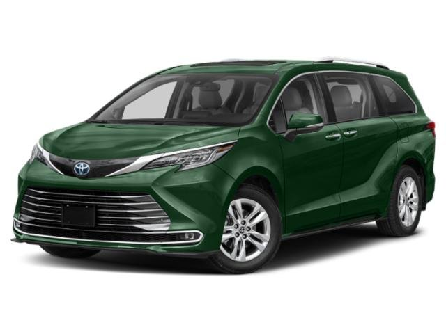 2021 Toyota Sienna LE