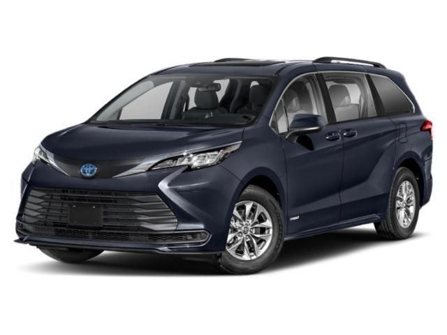 2021 Toyota Sienna LE LE AWD 8-Passenger Gas/Electric I-4 2.5 L/152 [4]
