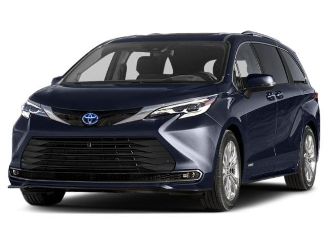 2021 Toyota Sienna LE LE FWD 8-Passenger Gas/Electric I-4 2.5 L/152 [1]