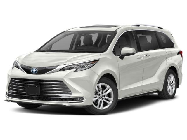 2021 Toyota Sienna Limited Limited FWD 7-Passenger Gas/Electric I-4 2.5 L/152 [5]