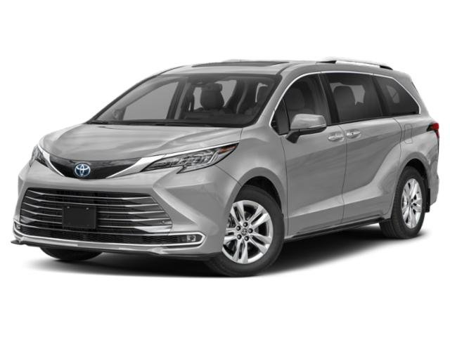 2021 Toyota Sienna Limited Limited FWD 7-Passenger Gas/Electric I-4 2.5 L/152 [0]