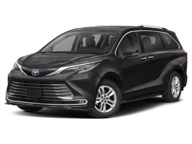 2021 Toyota Sienna Limited Limited AWD 7-Passenger Gas/Electric I-4 2.5 L/152 [7]