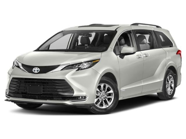 2021 Toyota Sienna XLE XLE FWD 8-Passenger Gas/Electric I-4 2.5 L/152 [14]