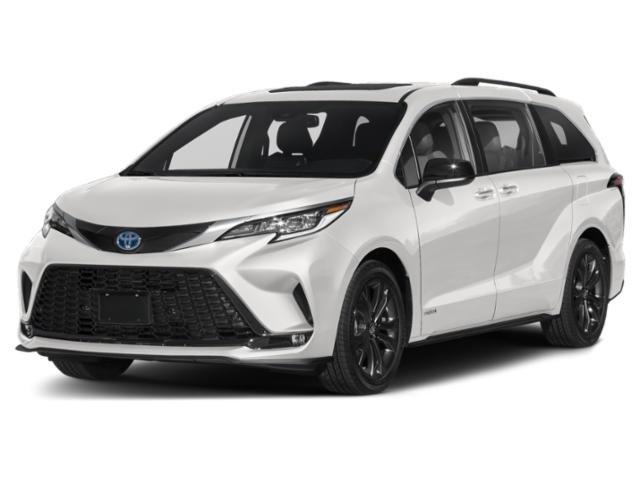 2021 Toyota Sienna XSE XSE AWD 7-Passenger Gas/Electric I-4 2.5 L/152 [1]