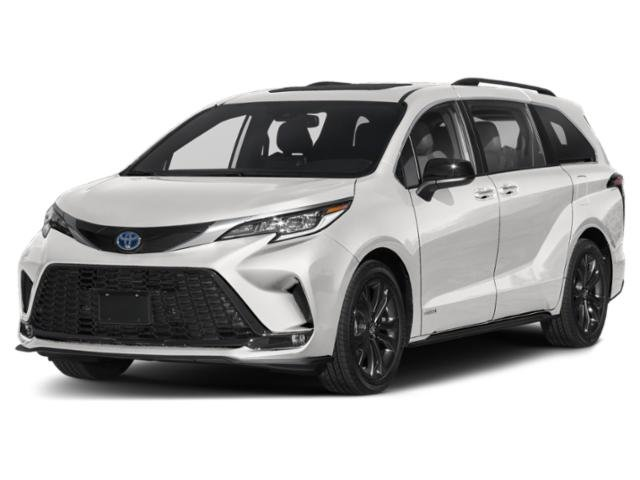 2021 Toyota Sienna XSE XSE FWD 7-Passenger Gas/Electric I-4 2.5 L/152 [18]