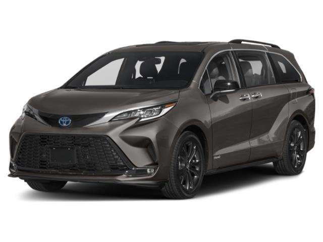 2021 Toyota Sienna XSE XSE FWD 7-Passenger Gas/Electric I-4 2.5 L/152 [17]