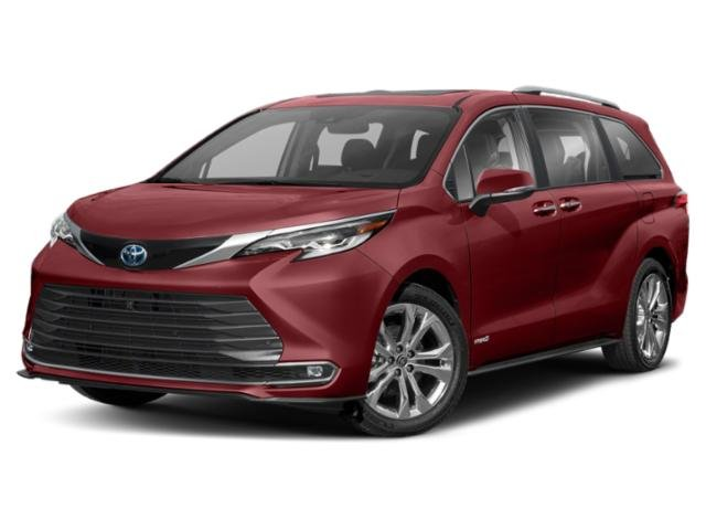 2021 Toyota Sienna Platinum Platinum FWD 7-Passenger Gas/Electric I-4 2.5 L/152 [8]
