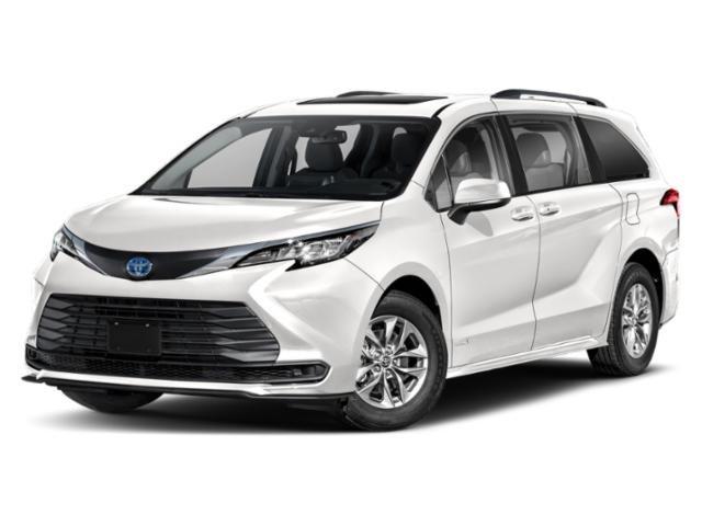 2021 Toyota Sienna LE LE FWD 8-Passenger Gas/Electric I-4 2.5 L/152 [2]