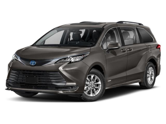 2021 Toyota Sienna LE LE FWD 8-Passenger Gas/Electric I-4 2.5 L/152 [3]