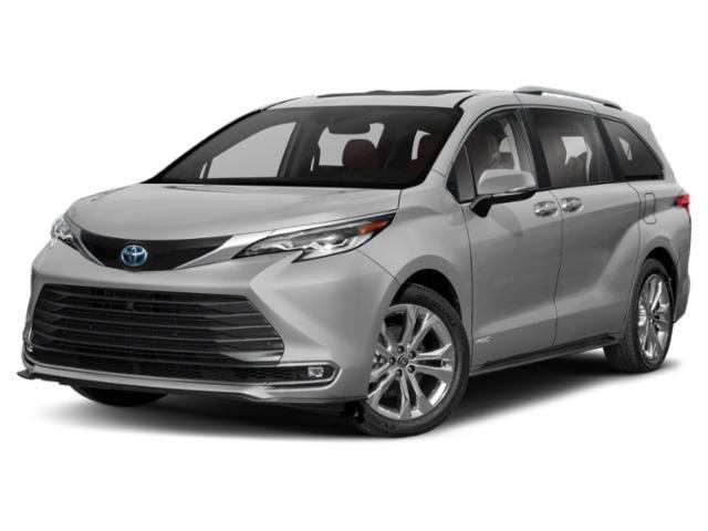 2021 Toyota Sienna Platinum Platinum AWD 7-Passenger Gas/Electric I-4 2.5 L/152 [18]