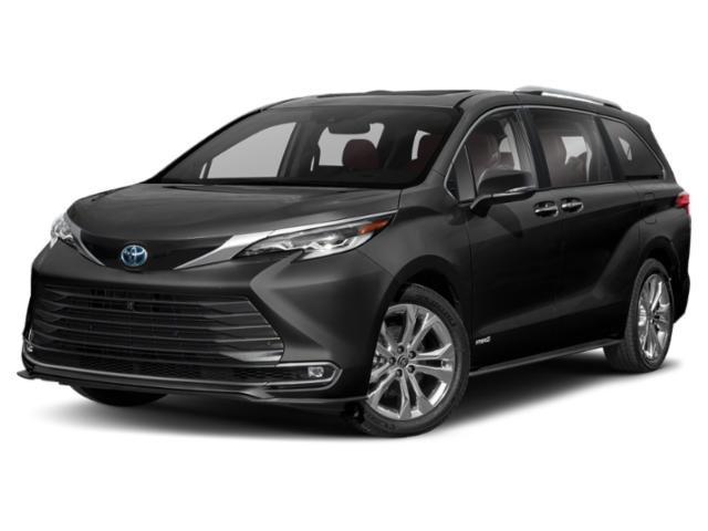 2021 Toyota Sienna Platinum Platinum FWD 7-Passenger Gas/Electric I-4 2.5 L/152 [0]