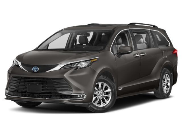 2021 Toyota Sienna XLE  Gas/Electric I-4 2.5 L/152 [1]